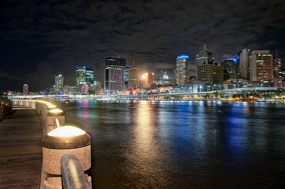 From Southbank Promenade