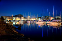 Townsville Marina by Night