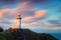 As the Sun Sets at Cape Byron